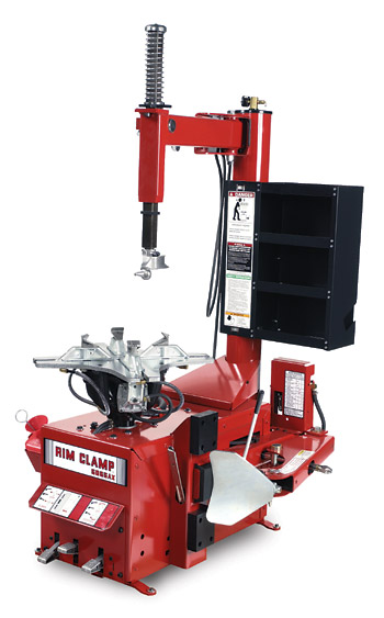 Tire Changer 50X Series Rim Clamp