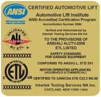 Gold ALI/ETL Label
