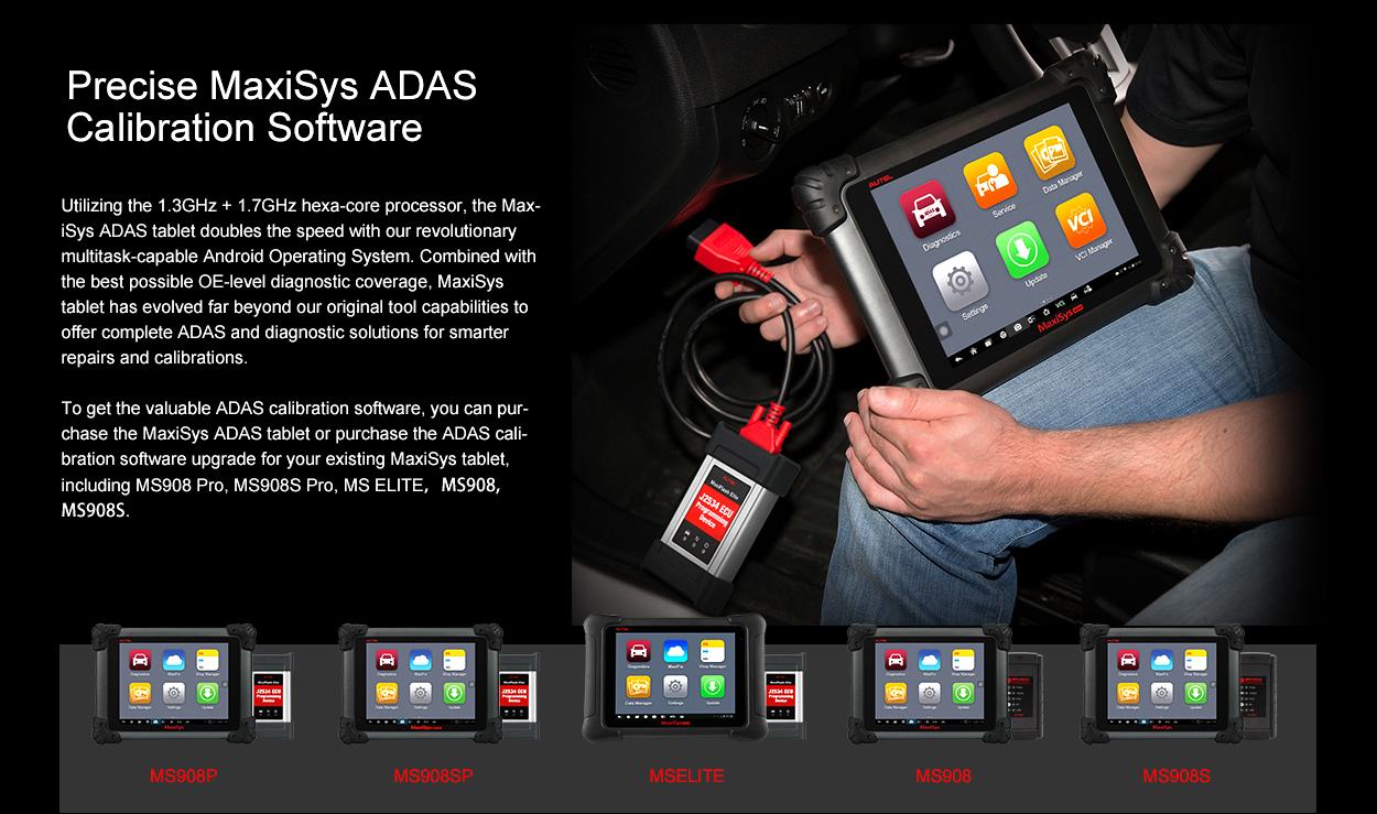 Autel ADAS Advanced Driver Assistance System
